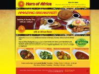 Horn of Africa | African Food | Northeast African Restaurant