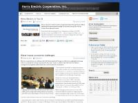 horryelectric.wordpress.com Horry Electric Cooperative, Inc., AcceptableUse