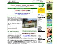 Horse Pasture Grass Seed|Best Grass For Horses|Horse Pasture Care|Horsepasture.com