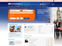 hostelworld.com hostels, backpacking, country name