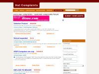 hotcomplaints.com consumer complaints, cons