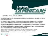 Hotel Lamercan - Nanuque - MG