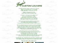 Fergie's Custom Louvers