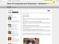Best Of hollywood and Bollywood - Selena Gomez