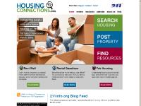 housingconnections.org affordable housing, accessible housing, special needs housing