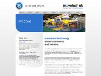 Turntables & Movement Technology | Turntable Manufacturer | Movetech UK