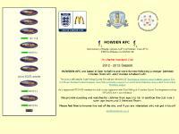 howdenafc.co.uk The Hull Boys' Sunday Football League, Hull and District Veterans League
