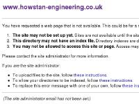 howstan-engineering