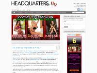 HeadQuarters Gentlemen's Club NYC - Best Strip Club in New York City