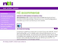 ntl ecommerce - home