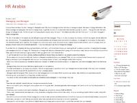 HR Arabia | Exchanging HR ideas across Arabia