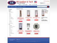 Welcome to HR Saddles & Tack - Custom Built Saddles