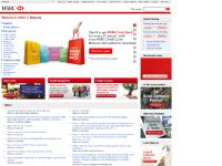 Credit Cards, Loans, Investment, Insurance | HSBC Malaysia