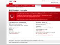 HSBC Bank na Slovensku: HSBC Bank Czech