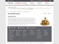 Everyday banking Accounts & services, Current accounts, HSBC Premier, HSBC Advance