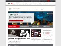 Expat banking and wealth management from HSBC Expat: HSBC Expat