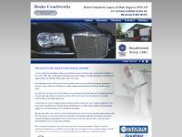Hucks Coachworks Car Body Accident Repairs Maidstone Kent