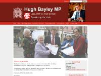 Hugh Bayley MP | MP for York Central