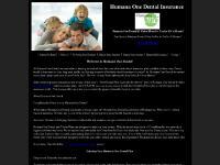 humanaonedental.org Humana one dental, Humana One dental plans, Medicare dental coverage