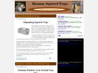 humanesquirreltraps.net