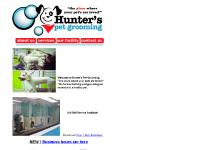 Welcome to Hunters Pet Grooming Online