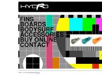 hydrosportz.com fins, boards, bodysurf