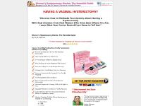 hysterectomyresources.com vaginal hysterectomy, after a hysterectomy, hysterectomy recovery