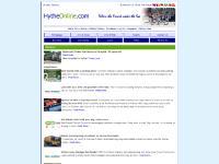 hythe-hants.org.uk Hythe and Dibden Parish Council, RevitalHythe, Local News