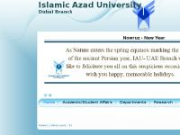 Islamic Azad University | U.A.E. Branch