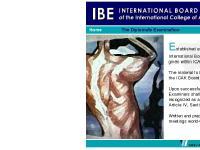IBE - ICAK