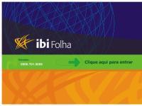 ibifolha.com.br