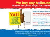 We Buy Any Boiler