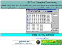 ic-prog.com PIC16F818, 16F819, 16F630