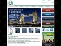 International Communication Association - Home