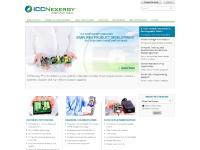 iccnexergy.com Custom Battery Systems, Chargers / Docking Stations, Elpac Brand Power Supplies