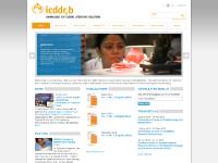 ICDDR,B- Knowledge for global lifesaving solutions