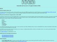 International Council on English Braille (ICEB)