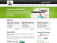 iciniti.com Logout, Partner Portal, Products