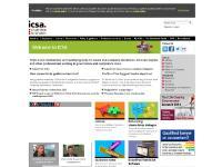 ICSA :: Welcome to ICSA Chartered Secretaries