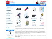 ID Supply - ID Card Printers - Ribbons - Badge Holders - Plastic PVC