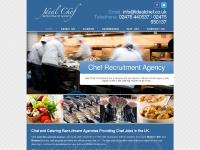 Chef Agencies, Catering Recruitment Agencies, Chef Jobs, UK, Brighton, Oxford, Cambridge