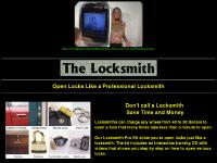 Locksmith Key Chain Lock pick picker