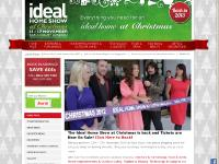 Ideal Home Show at Christmas | Earls Court London