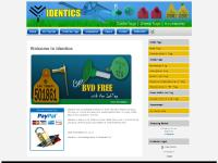 Identics - Animal ID Tags,Sheep,Cattle,Animal Identification,Cattle Tags,Sheep