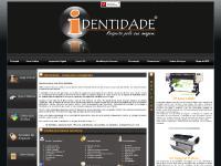 identidadeonline.com.br decoração, comunicação visual, loja virtual
