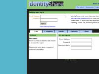 The Identity Share Project - Home