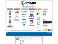 idmf - IDMF - Build the future - Site Internet Applications Hébergements Matériels Logiciels Conseils en Informatique