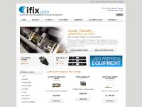 iFIX - New and Used Prepress Parts and Pre-press Equipment