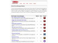 IFMDb :: Internet Forum Message Database