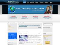 igrejabetsaida.com.br igreja betsaida - lançando a rede do evangelho, Igreja Betsaida - Lançando a Rede do Evangelho